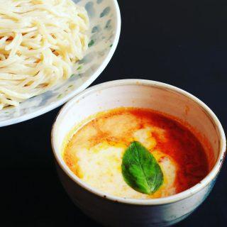 とうとうつけ麺祭り開催!! 新作スープ4種!