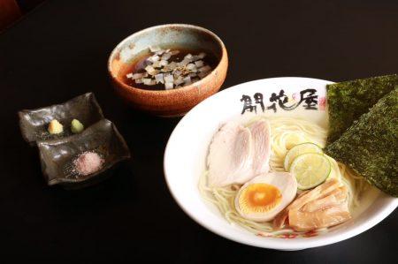 7月3日より開花屋冷やし麺三銃士スタート!!