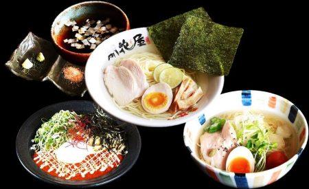 【開花屋夏麺三銃士】参上🎐